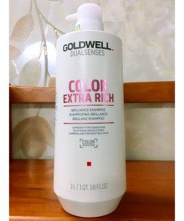 dau goi sieu duong mai Goldwell Color 1500ml